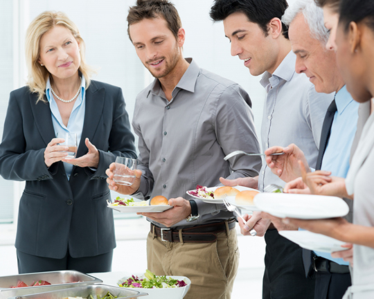 corporate catering services in herndon